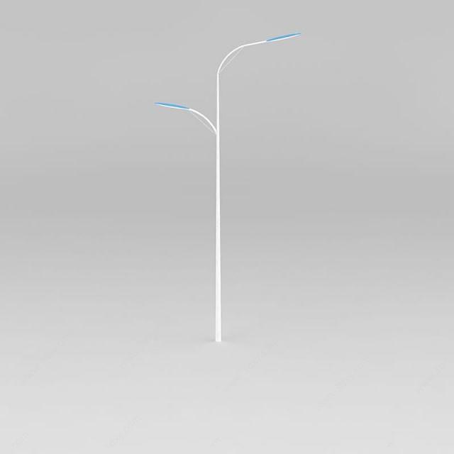 高低臂路燈