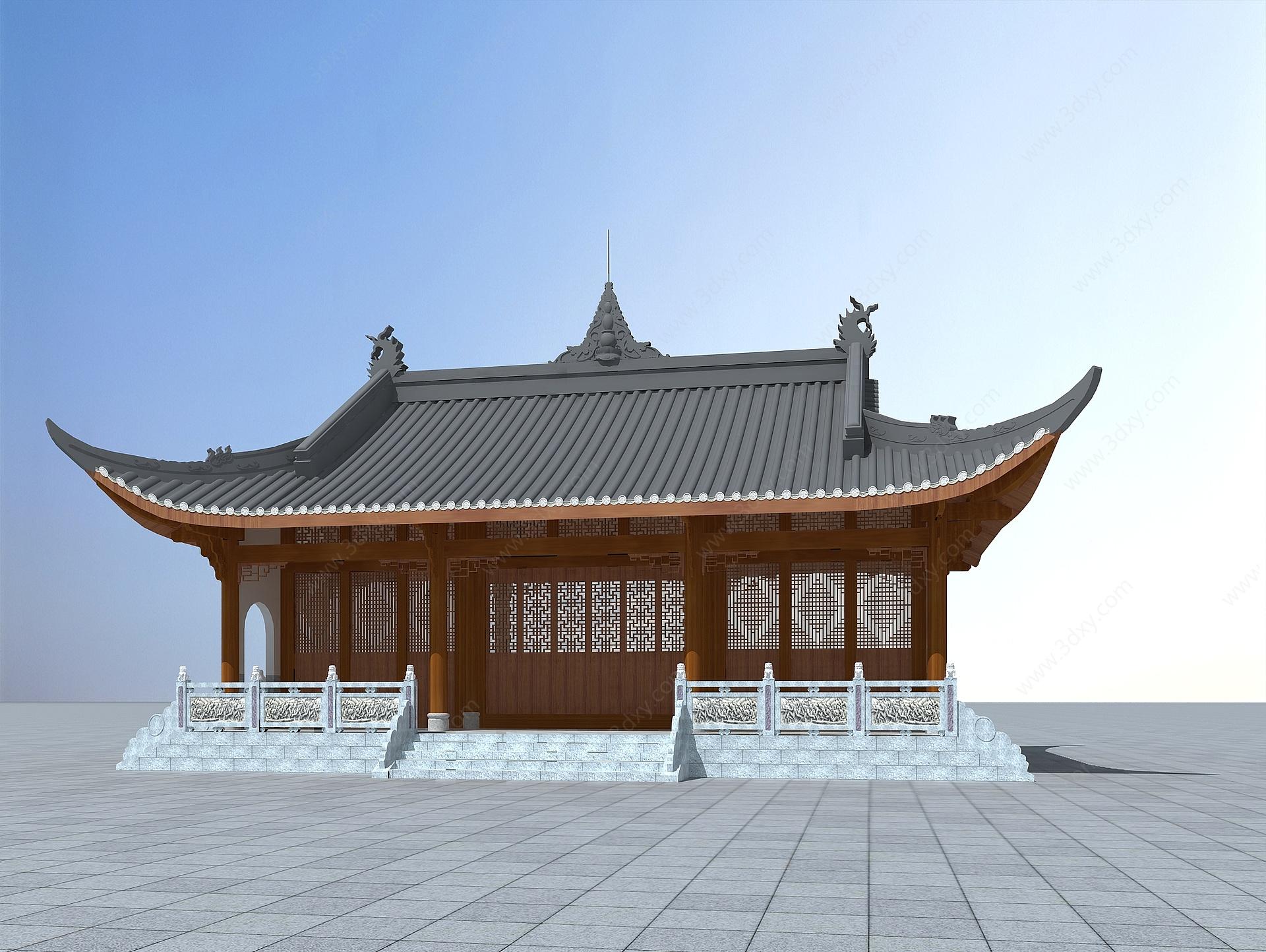 中國古代寺廟