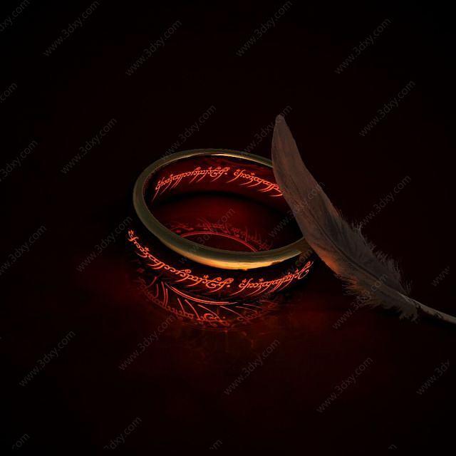 游戲道具指環
