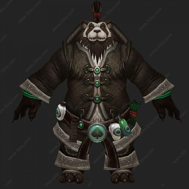 魔獸熊貓人
