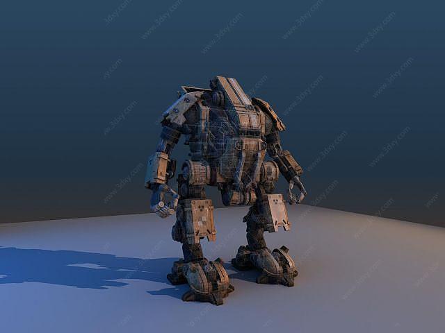 次時代機器人