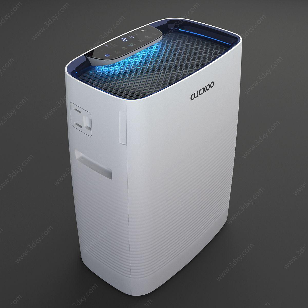 現代機器空氣凈化器
