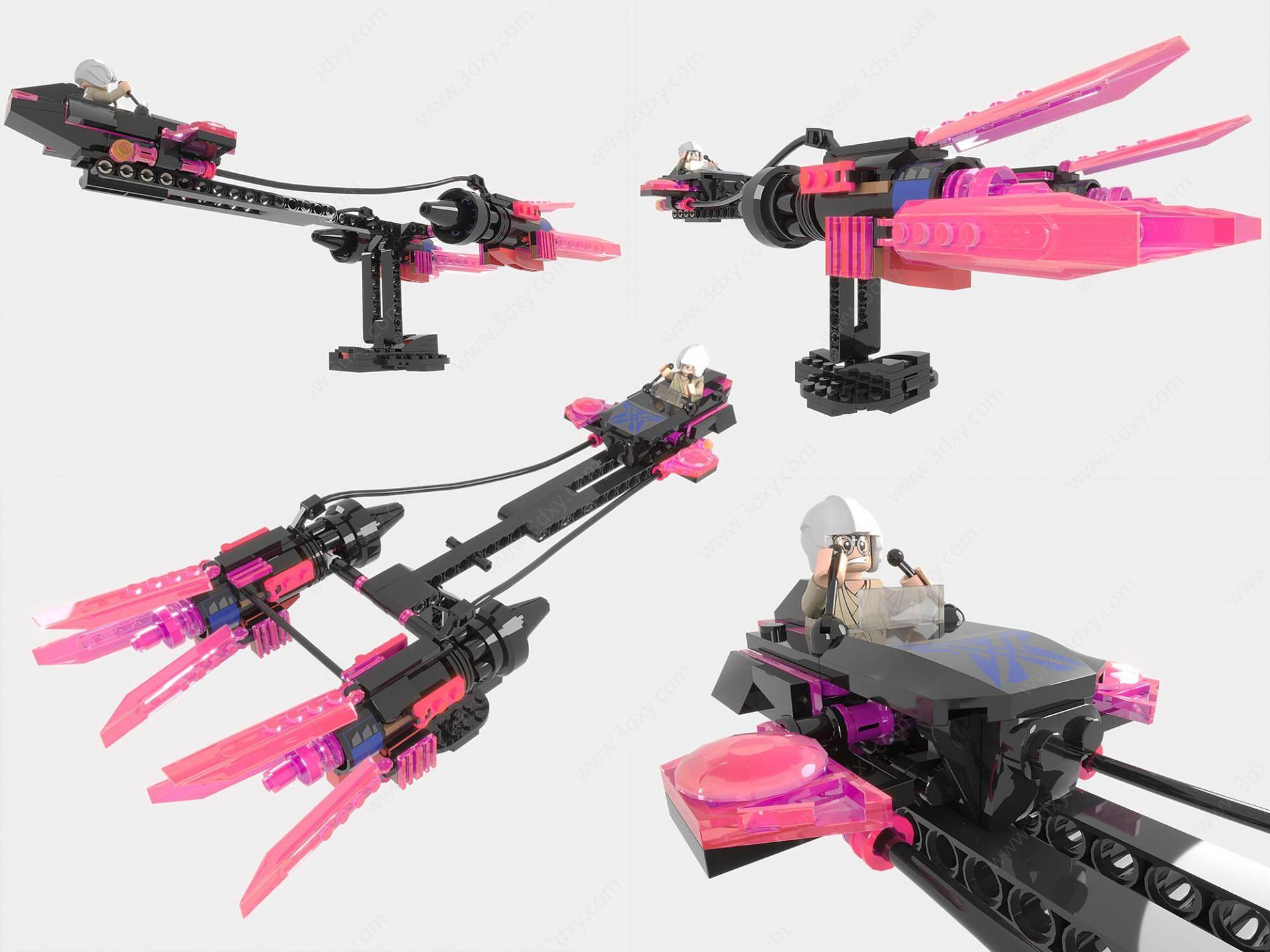 LEGO樂高積木玩具