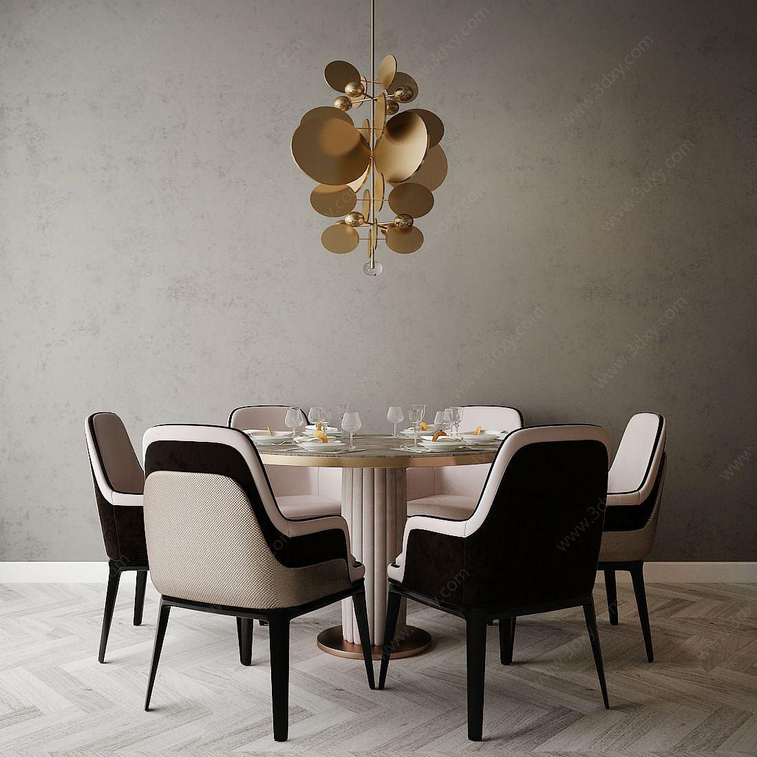 現代餐桌椅
