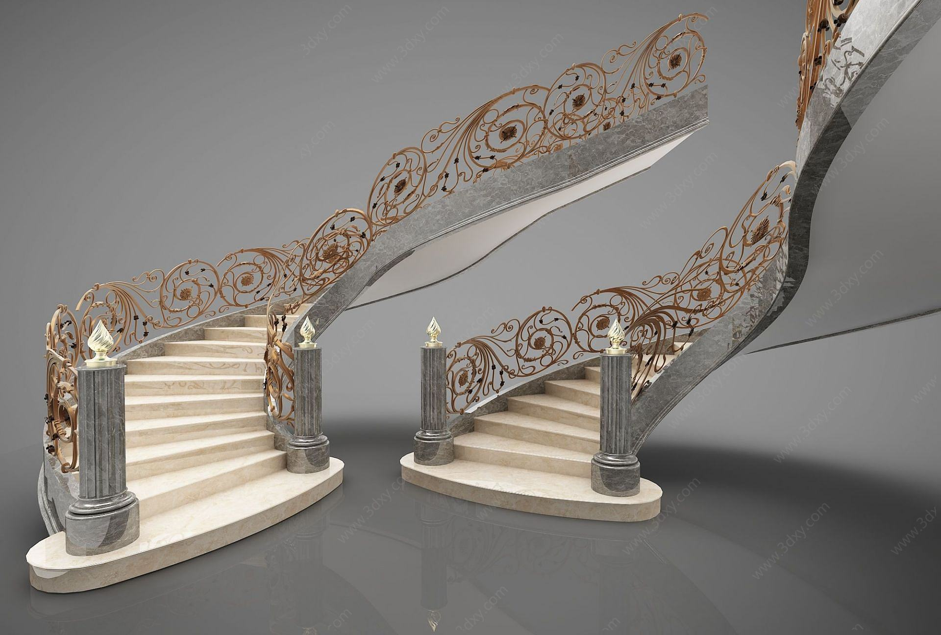 現代風格樓梯