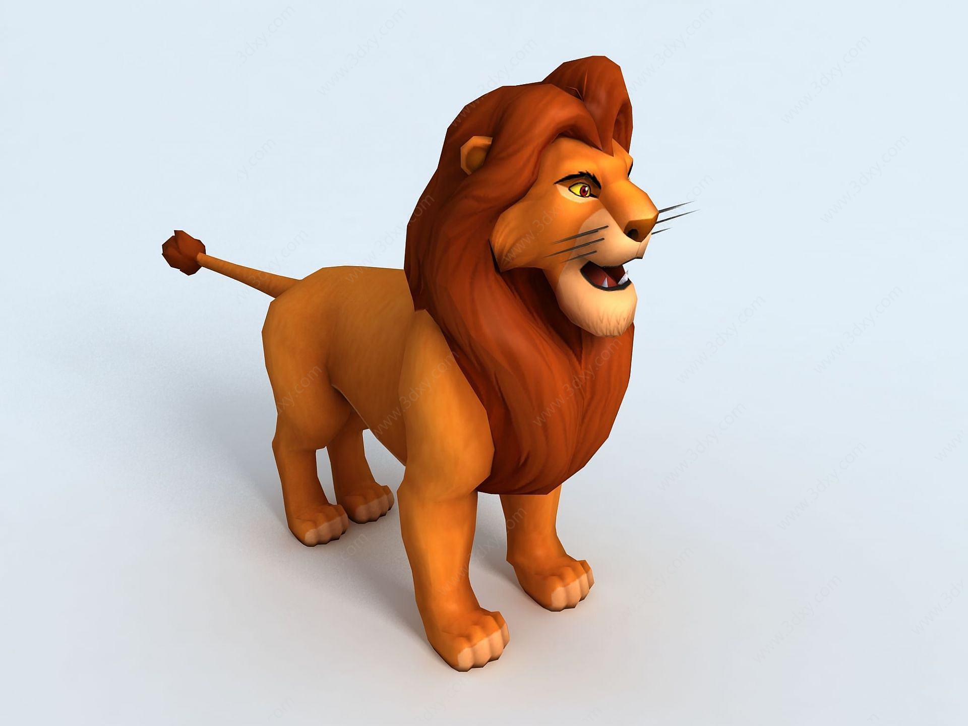 獅子王木法沙