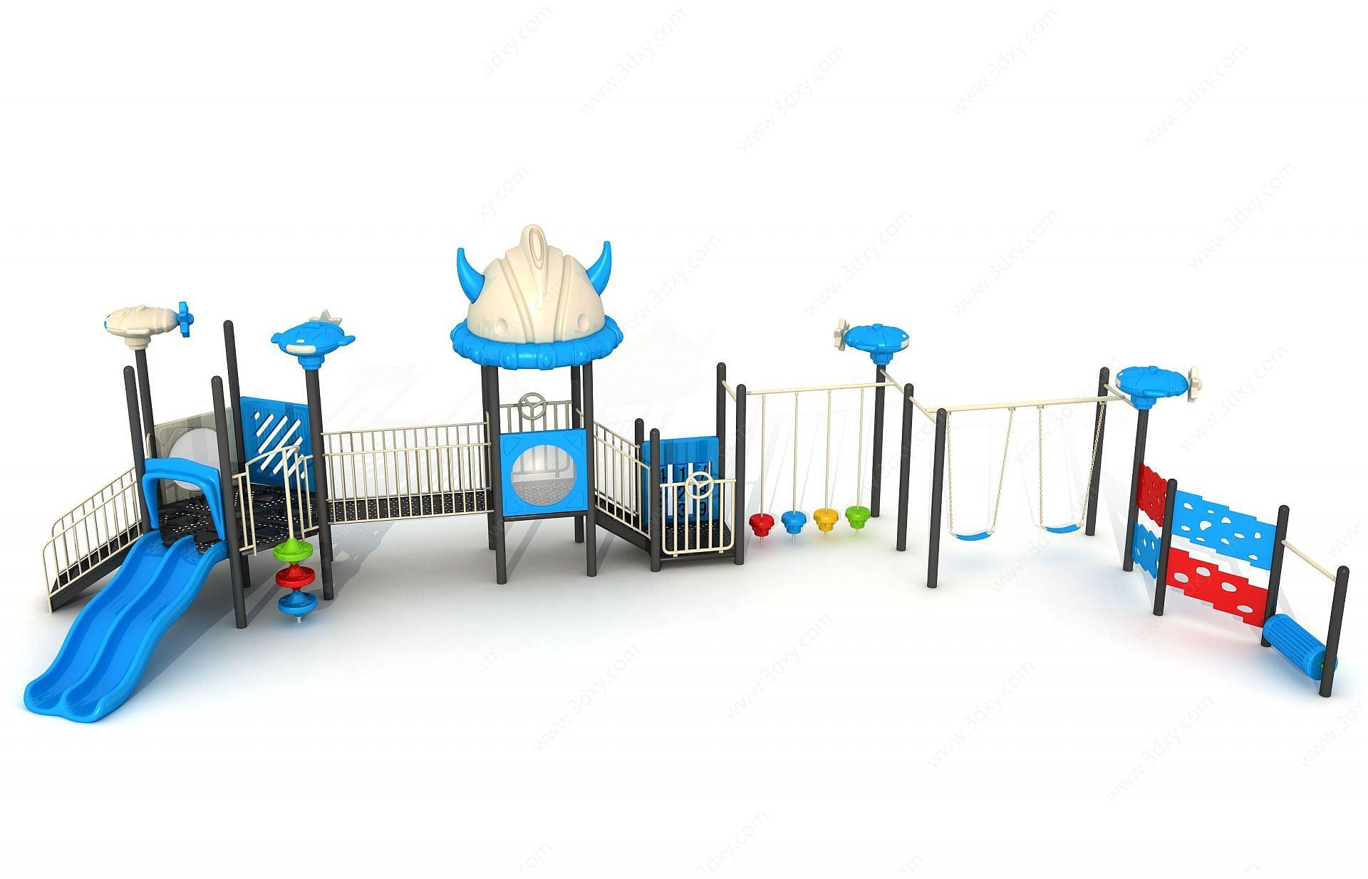 滑梯,游樂設備