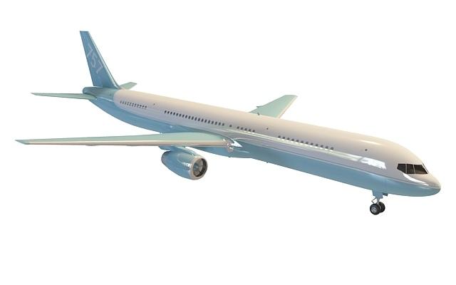 3d飞机模型_飞机3d模型下载