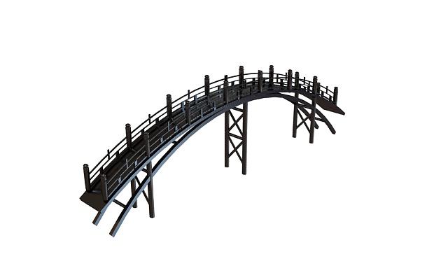3d模型下载 户外建筑 园林景观小品