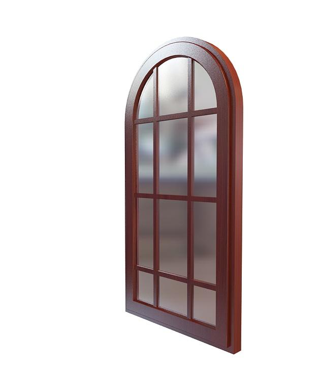 窗户的结构和其名称