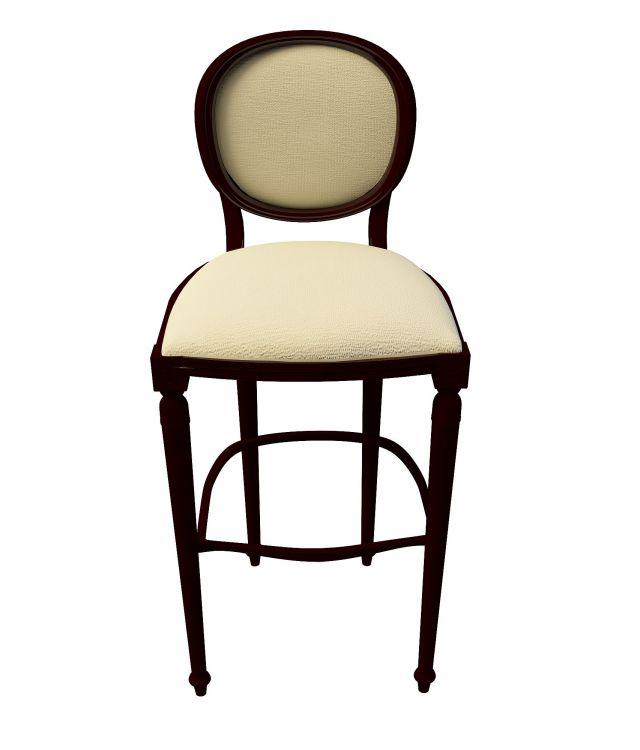 吧椅手绘效果图