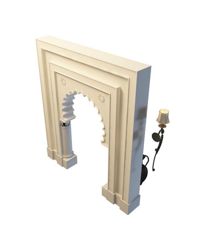 关键词:欧式构件3d模型建筑构件3d模型