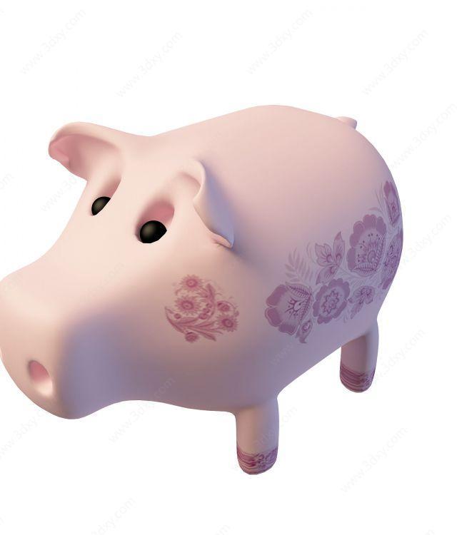 猪猪存钱罐