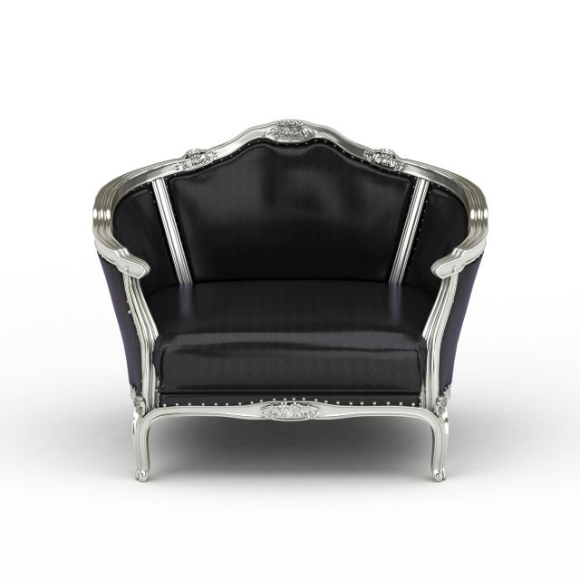 3d欧式沙发模型_欧式沙发3d模型下载