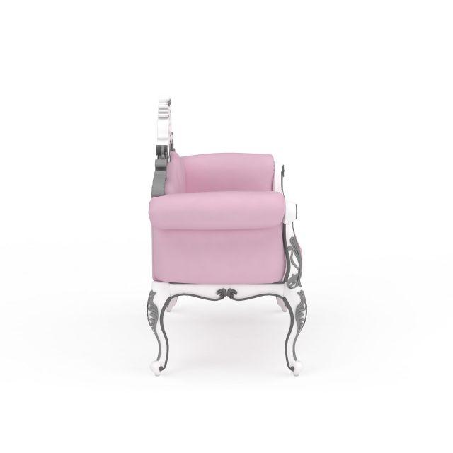 3d欧式贵族沙发模型_欧式贵族沙发3d模型下载