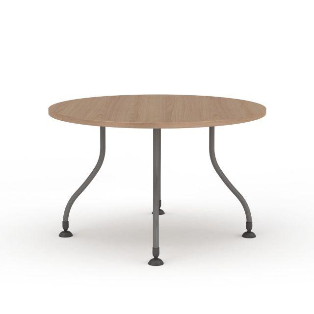 圆形木桌模型