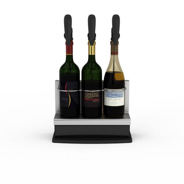 3d高级红酒模型_高级红酒3d模型下载