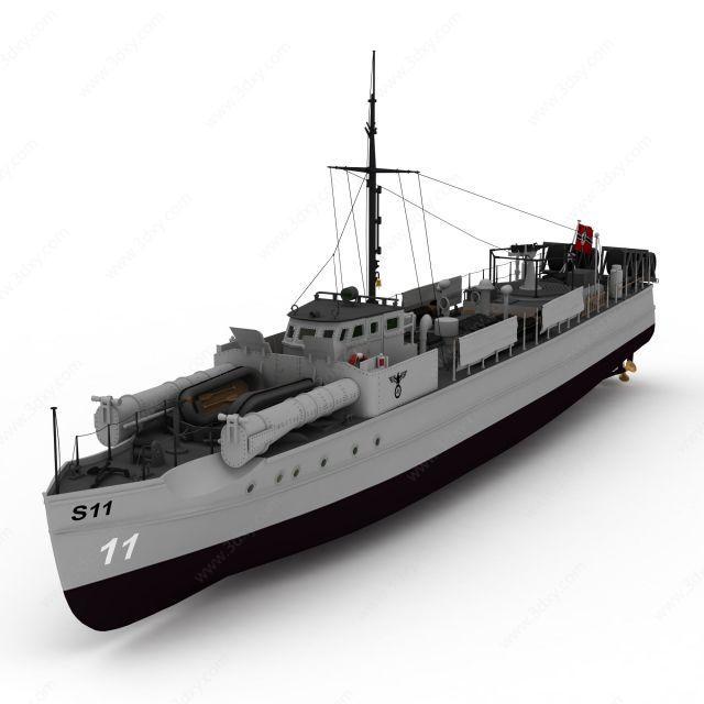 E-BOAT军舰