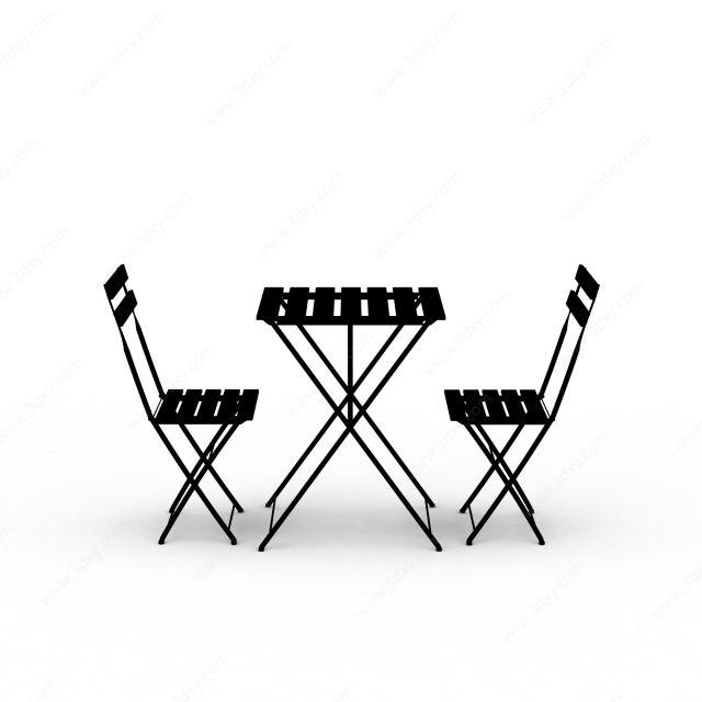 宜家桌椅组合