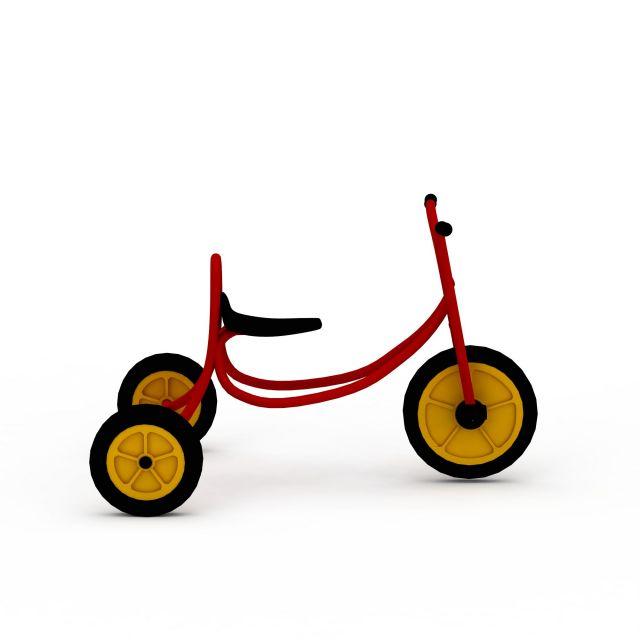 儿童小骑车