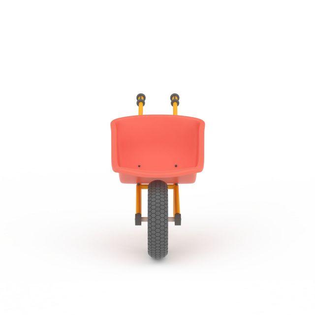 儿童独轮车