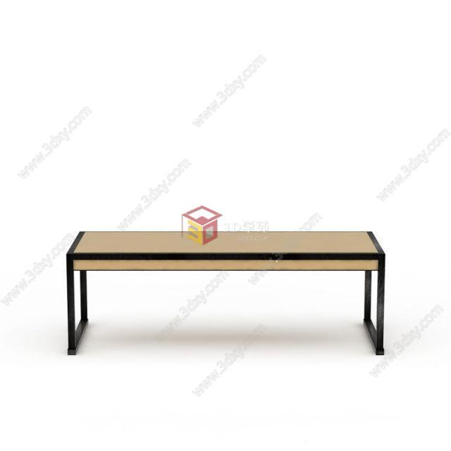 中国风桌子模型