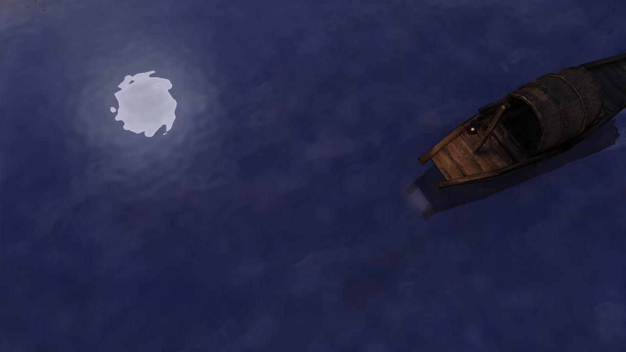 江南乌篷船