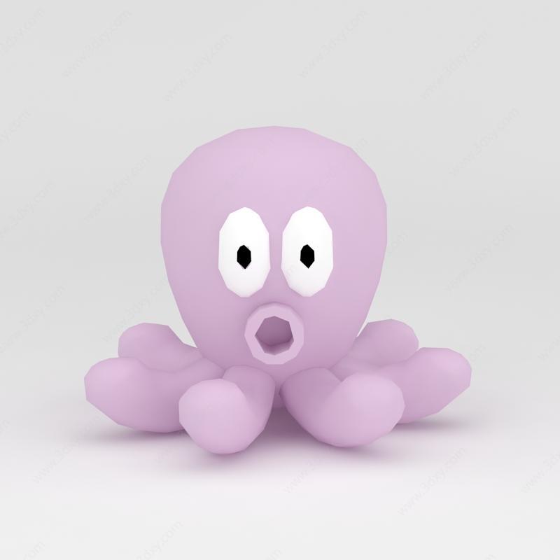 玩偶儿童玩具章鱼