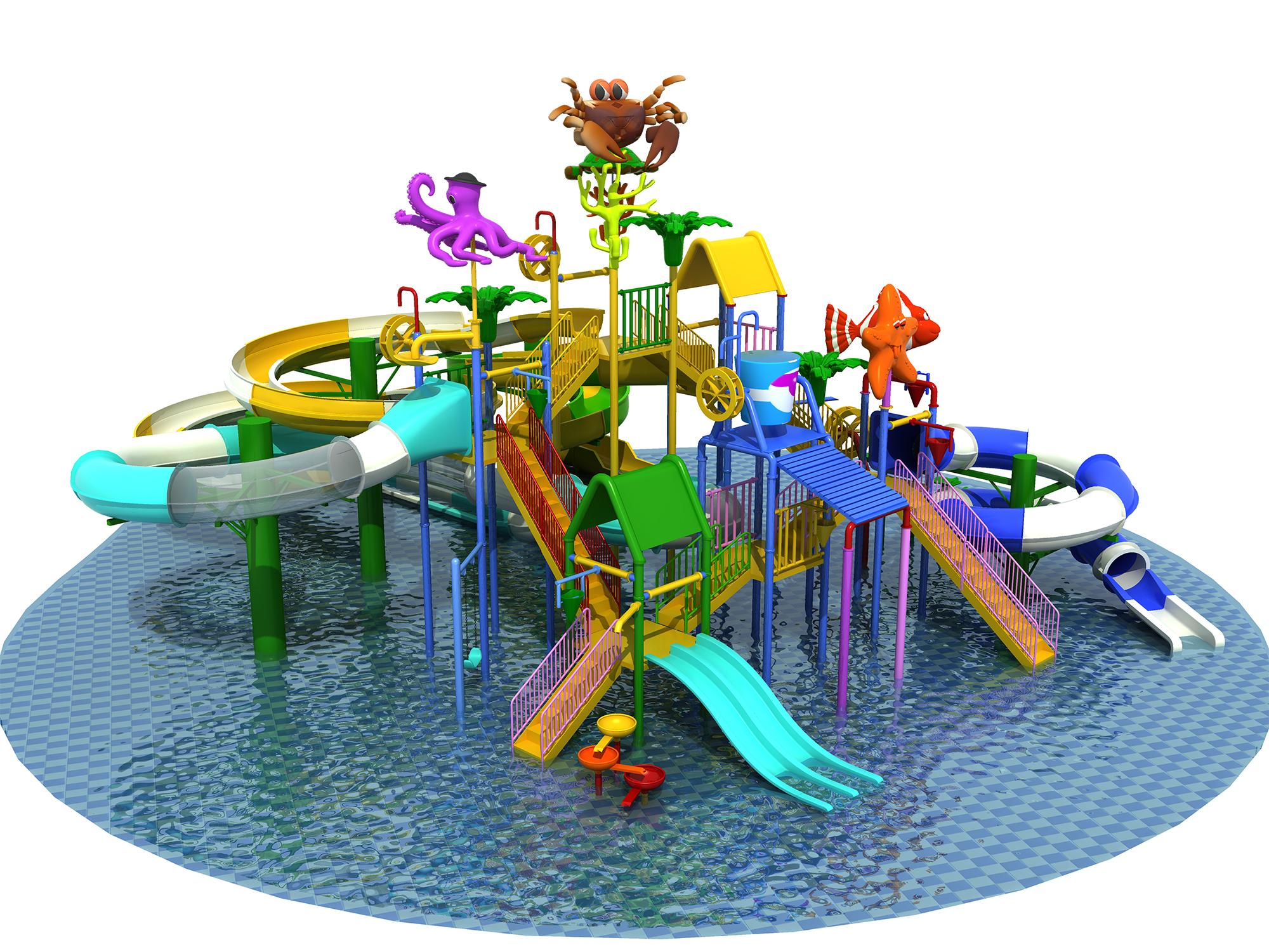 大型水上乐园儿童乐园