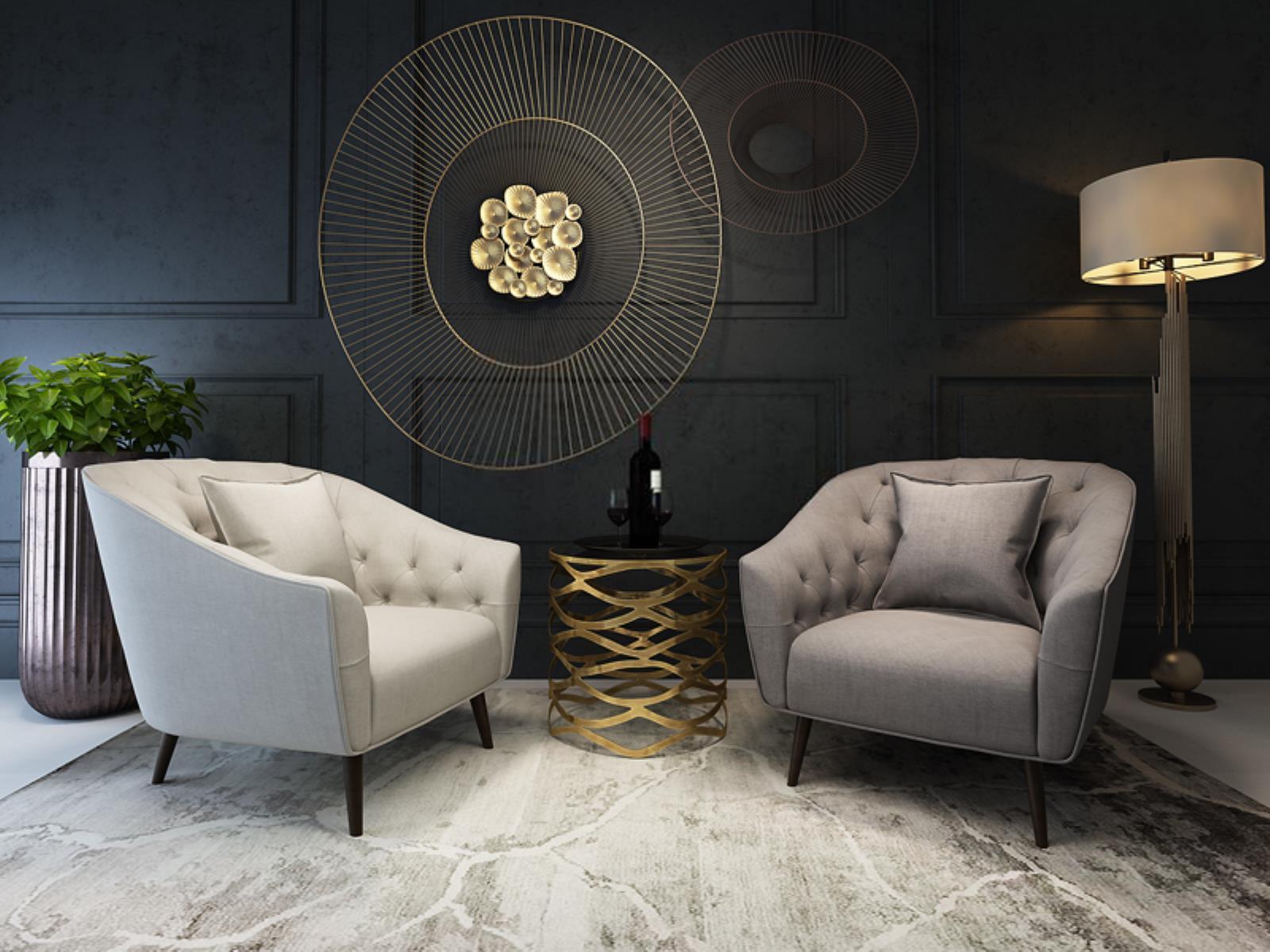 创意客厅家具休闲沙发椅