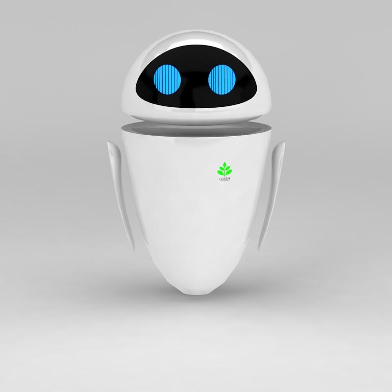 机器人总动员女主角