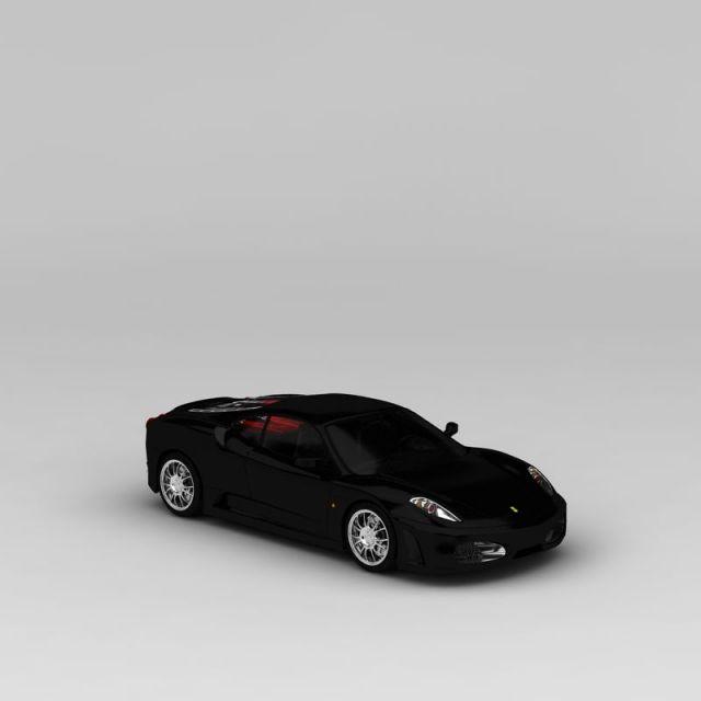 法拉利f430
