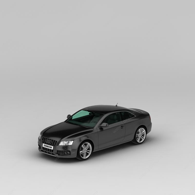 奥迪汽车模型