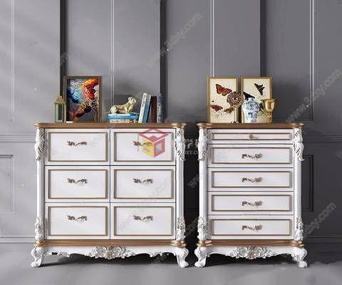 欧式装饰柜