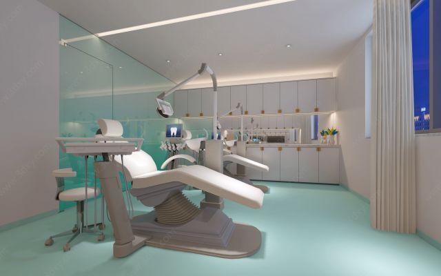 医疗设备牙科椅