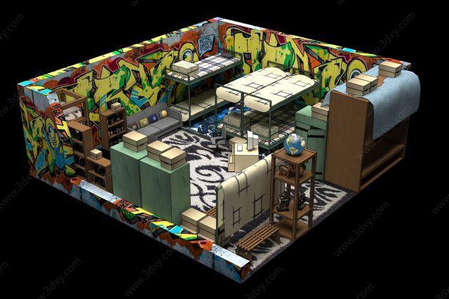 小屋Room