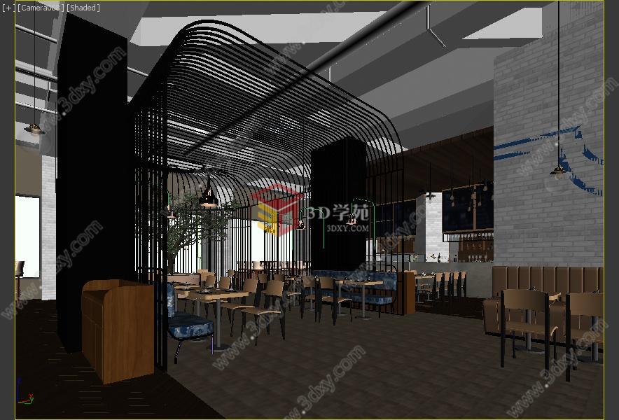 餐厅咖啡厅