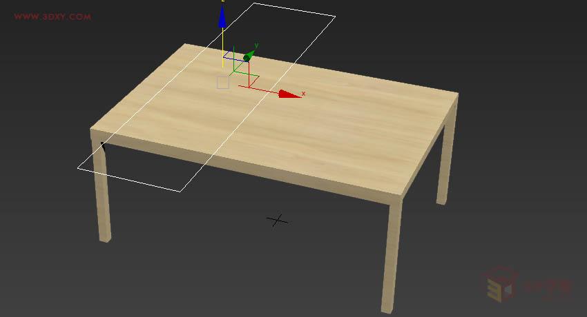 【建模技巧】MassFX动力学制作桌布