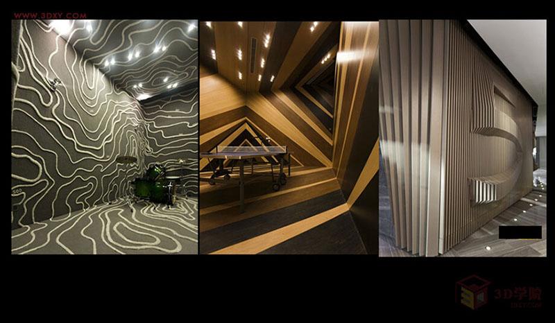 【设计教程】空间设计师必备理论之空间形态基础篇