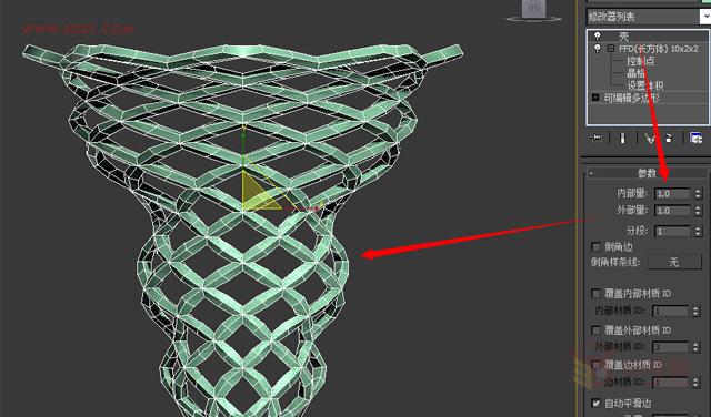 【设计教程】异形柱子制作