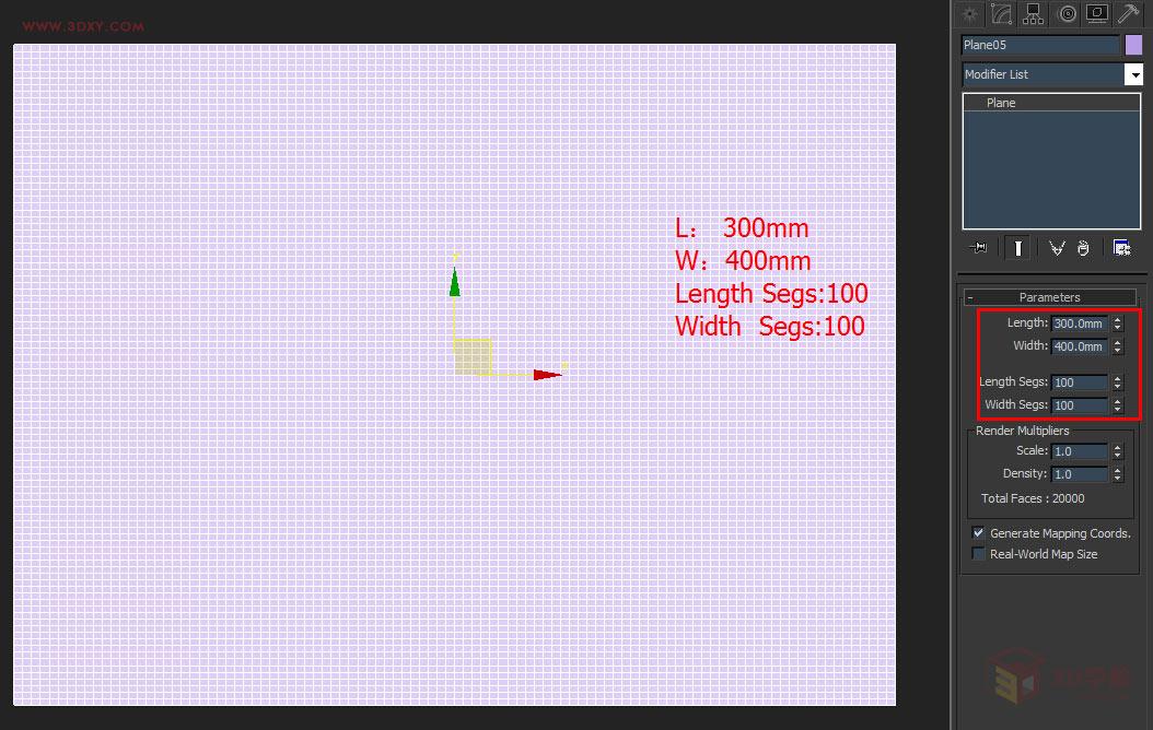 【建模技巧】3DMAX快速做地形的方法