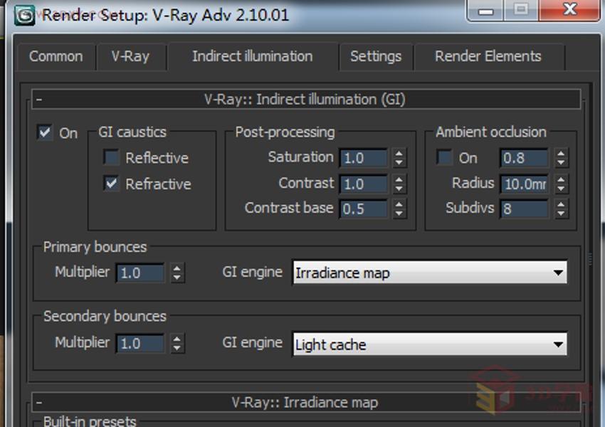 3dmax环境反射贴图_【渲染技巧】详解HDR贴图在VR中的使用3Dmax教程