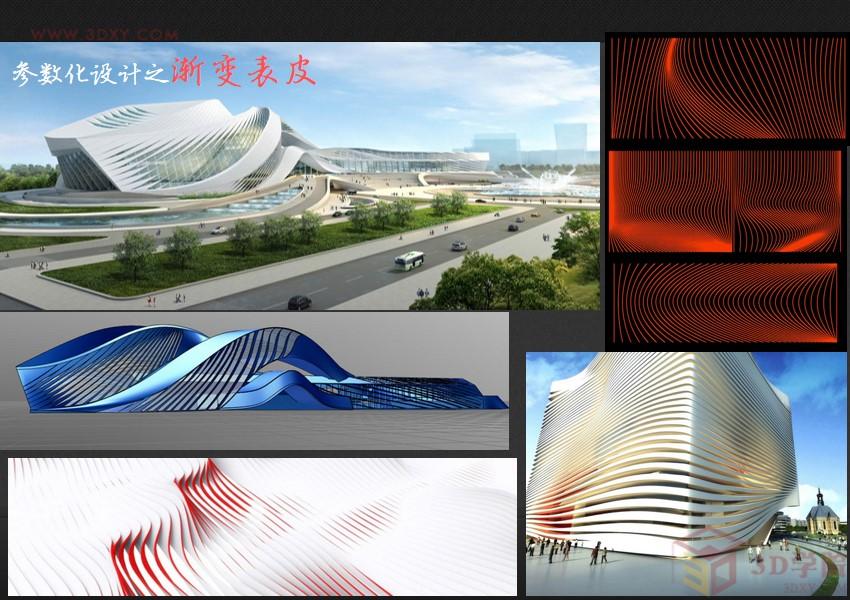 3dmax异形建筑_【建模技巧】实用参数化建模之3ds Max打造创意莫比乌斯环3Dmax教程