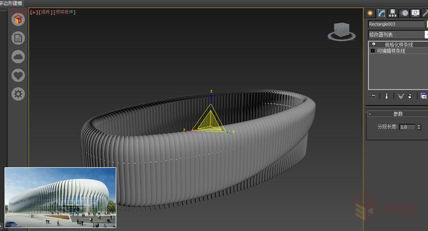 3dmax异形建筑_【建模技巧】异形曲面建筑建模_第2页3Dmax教程