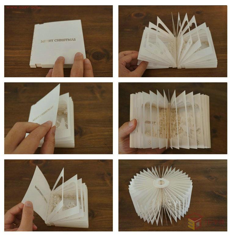 然而,由于360度立体书制作精细复杂,并没有得到大范围印刷.