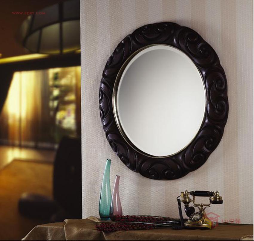 【3D教程】镜子