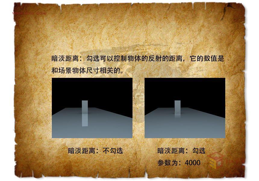 【渲染教程】大侠从头教你学vray(十四、材质04)