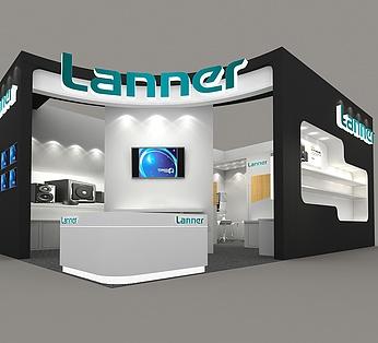 LANNER科技展厅
