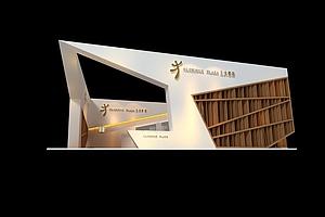 大都薈房產展廳展覽模型