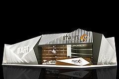 意达尔特沙发展厅展览模型